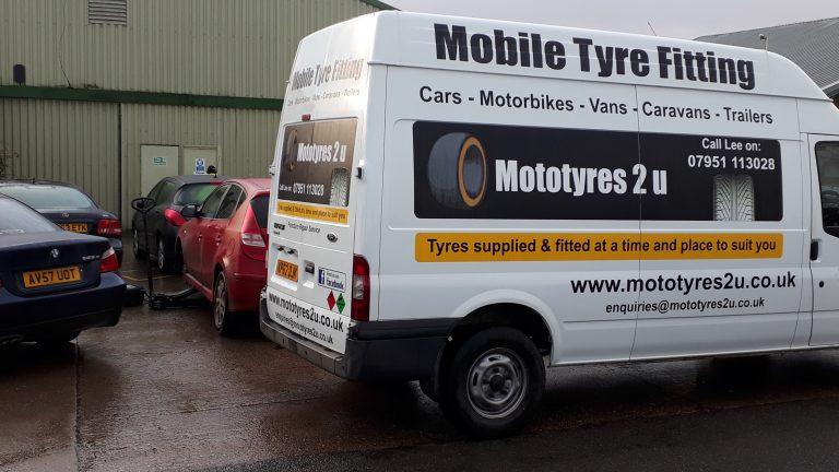 Mototyres 2 u Commercial Customers
