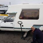 Motorhome tyre fitting lincolnshire Mototyres 2 u Lee Cooper