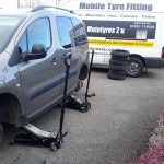 Mototyres 2 u Mobile Tyre fitting Lincolnshire Holbeach Tyres Citroen Berlingo Mobile tyre fitting Mototyres 2 u Lincolnshire